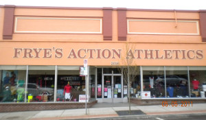 Frye's Action Athletics